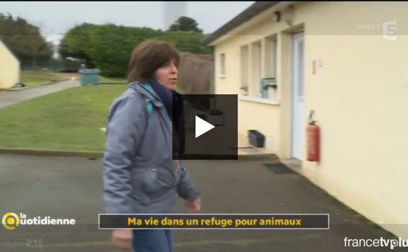 Passage du Cipam sur France 5