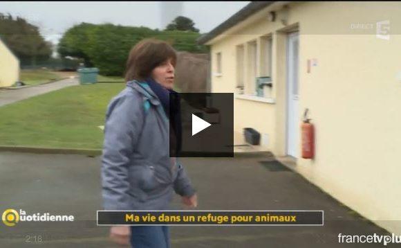 Passage du Cipam sur France 5