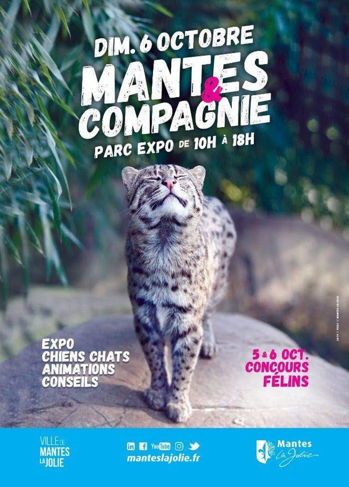 Mantes et Compagnie Dimanche 6 octobre 2019